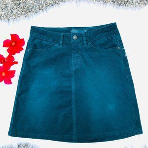 Prana Corduroy Skirt